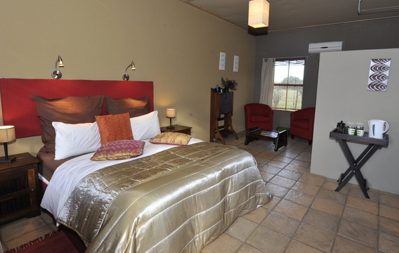 Deluxe double room plus